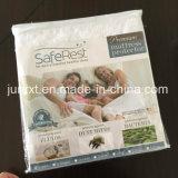 Protetor impermeável Hypoallergenic de venda quente do colchão da alergia respirável superior de Amazon