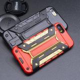 Cajas híbridas del teléfono de la cubierta del protector antidetonante a prueba de choques para el iPhone 7/8