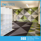 Декоративные звукоизоляционные дизайны интерьера гостиницы волокна полиэфира