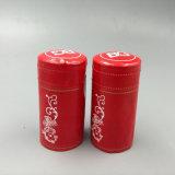 Aluminium de rétrécissement de bouteille de vin et capsule faits sur commande de PE