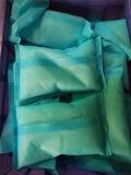 熱い非編まれた吸湿性のエージェント袋のパッキング機械を販売する