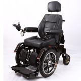 يرفع حارّ يبيع قوة فوق مقادة كرسيّ ذو عجلات لأنّ يعيق