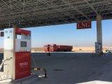 Messen-Genauigkeit LNG, welche die Zufuhr verwendet in der LNG-Muttertankstelle tankt