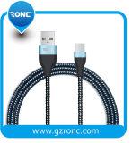 Samsung Mirco USB 이동 전화 케이블 1m를 위한 좋은 가격 데이터 케이블