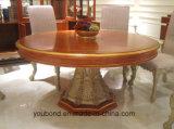 Мебели спальни 0066 европейцев таблица античной твердая деревянная высекая обедая