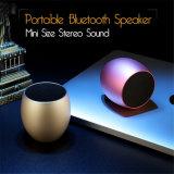 precio de fábrica de aluminio Super Bass Caja de altavoz portátil Bluetooth huevo