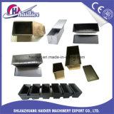 Коробка здравицы лотка хлебца покрытия тефлона алюминиевая с крышкой
