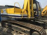 Usadas de excavadora Kobelco SK-200 Maquinaria de construcción de la excavadora utilizada para la venta