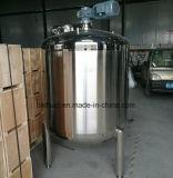 Roestvrij staal die Tank voor Vloeibaar Detergens mengen