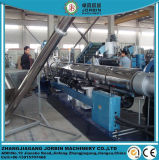 Помыть HDPE может одношнековый экструдер гранул машины