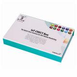 Steifen Papierverpackengeschenk-Feder-Kasten mit Einlagen kundenspezifisch anfertigen