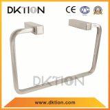 Anello di tovagliolo stabilito dell'acciaio inossidabile della stanza da bagno quadrata DY006