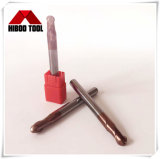 HRC55 Venta caliente Punta de carburo de cuello largo Ball End Mills