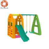 子供のスライドの振動運動場公園の屋内子供の柔らかい演劇