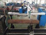 máquina de estaca portátil do plasma da tubulação do CNC do aço 220V sem emenda