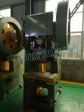 펀치 구멍을%s 고품질 J21-100t C 유형 힘 압박