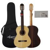Aiersi Marken-Rosenholz-spanische feste oberste klassische Gitarre