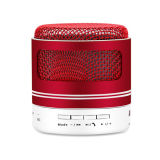LED Light FM Radioとの携帯用Mini Wireless Bluetooth Speaker