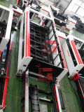 農業装置の金属部分のための1000Wファイバーレーザーの打抜き機