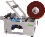 De semi-auto Vlakke Machine van de Etikettering van de Oppervlakte