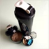 творческая бутылка трасучек чашки трасучки порошка протеина 400ml резвится трасучка