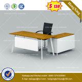 Стальные металлические ноги деревянные школы управления письменный стол в таблице (HX-8NE1069)