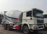 Shacman 336HP 시멘트 납품 트럭 10 M3 구체적인 드럼 롤러 믹서 트럭