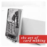 Cartão chave esperto RFID do costume do baixo custo do hotel programável do PVC