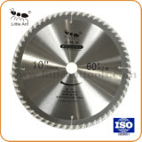 "10 "" 60t TctはWood&Aluminumのダイヤモンドのハードウェアのツールの切断については鋸歯の円の炭化物を"