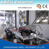 Tubulação ondulada da parede dobro de PE/PP/PVC produzindo a linha/fazendo a linha/extrusão /Machine/Plant