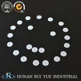 Parti di ceramica industriali della piccola allumina differente di figura 99% personalizzate