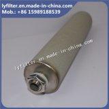 40 Micropore van de duim Filter van het Water van het Titanium de Gealigneerde (staaf/buis) voor Chemische Reagentia