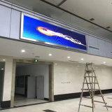 Hohe Definition P3 SMD RGB farbenreiche LED-Bildschirmanzeige-Innenbaugruppee