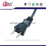 Leiter-amerikanischer Netzstecker Standard2 Pin-CCA