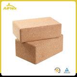 Natural Cork Wood Yoga Blocks