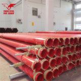UL/Certificação FM ASTM A 795 do tubo de proteção contra incêndio com tamanhos completos a partir de DN 15 250