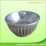Di alluminio su ordine i pezzi di ricambio della pressofusione