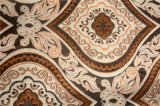 Prodotto intessuto jacquard della poltrona del sofà del damasco