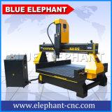CNCのルーター1200X1200の木のための1212高速CNCのルーターを切るCNCのルーターを作る木製のドア