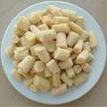 Замороженные кукурузы стрелять из бамбука