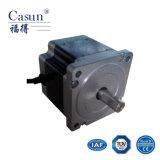 híbrido de 86m m motor de paso de progresión de 1.8 grados (86SHD4301-37B), motor de escalonamiento prisionero del funcionamiento liso para la perforadora