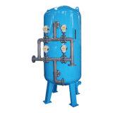 De automatische Polijstende Filter van het Zand van de Druk voor de Installatie van de Behandeling van het Ruwe Water