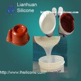 Flüssiger Drucken-Silikon-Gummi der Auflage-RTV2 für Iregular Muster