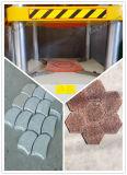 Stone Press & Split Machine P72 para pavimentar ladrillos Piedras de revestimiento