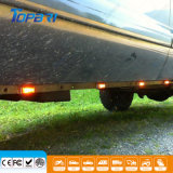 Licht van de Staart van de waterdichte LEIDENE Aanhangwagen van de Vrachtwagen het Achter Lichte