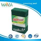 Tampon à récurer Scourer de nettoyage abrasif Tampon Tampon à récurer