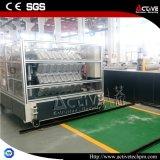 Extrusora do equipamento da manufatura do chinês para a telha de telhado plástica do PVC