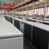 Toit en mode silencieux de l'installation du refroidisseur d'Industrial Air Évaporateur pour entreposage à froid