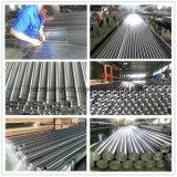 機械装置部品(WCS100 SFC100)のための高精度そして品質Gcr15の線形スライドシャフト