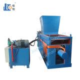 Hbe120-110110 Prensa Horizontal Semi-automático para el reciclaje de residuos Paer